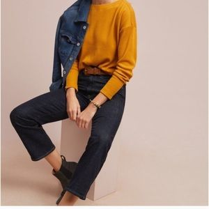 Anthropologie waffle top
